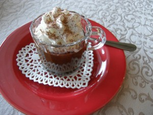 Mexican Hot Chocolate Cream