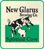 New Glarus Spotted Cow Logo