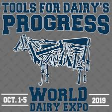World Dairy Expo Logo 2019